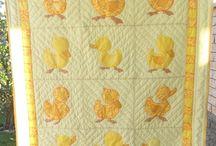 Eendjes quilt
