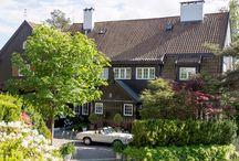 Arnstein Arneberg villas