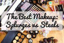 * makeup