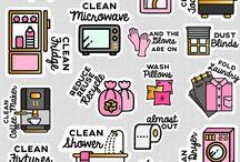 Stickers Ideas