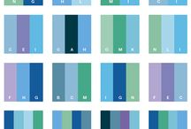Color Combinations / by Kristina Jackson
