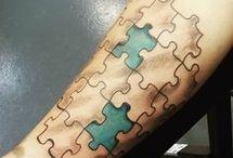 Tatuaz mar