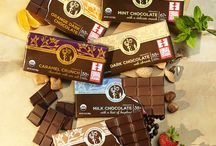 Chocolate Cravings / Direct and fair-trade chocolate takes some of the guilt out of eating a whole bar yourself, right?