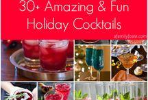 Cocktails/drinks