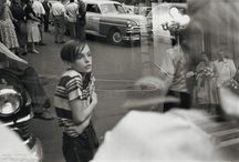 Photographer: Louis Faurer (1916–2001)  / by Ego Ipse