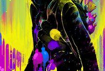 grafitis pop