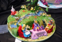 Fabulous Cakes / by Angharad Starr