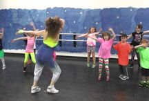 DANCE KIDS - IDEAS