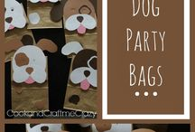 Puppy dog bags