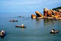 Reisen nach Ca Mau - die südlichste Provinz von Vietnam / Beim Reisen nach Ca Mau haben die Besucher die Gelegenheit, das Blau des Meeres und das Grün der Mangrovenwälder der südlichsten Provinz Vietnams zu sehen.