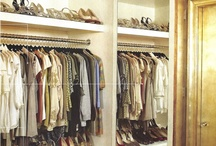 Closets / by Mary Maloney @ Hometown Realty