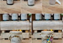 Wedding favour inspiration / Wedding favour inspiration
