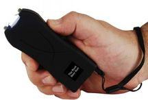 Stun guns / Self defense products with a stunning impact