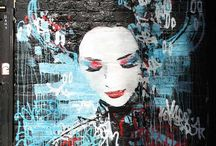 World of Urban Art : HUSH