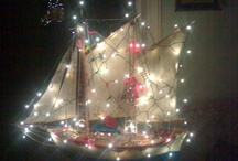 Greek Christmas Decoration / The Christmas boat!