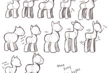 How to draw pony