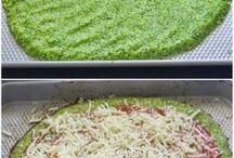 Zöldséges tésztàk