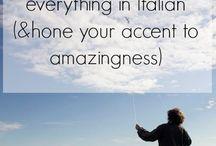 Italian pronounciation