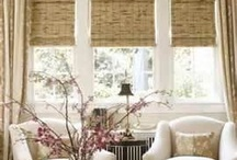 Window Treatments / Ideas for creative window treatments and ideas.