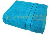 povlečení, ručníky