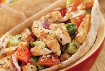 Main Dish Recipes: Chicken / Healthy and Delicious Recipes Using Chicken