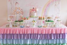 GIRL'S BIRTHDAY PARTY IDEAS / Looking for idea's for your little girls birthday party? Do you want something a little bit special? Or are looking for DIY inspiration? What ever your theme, whether they would like to be a Princess for the day, fairy, candyland, we hope you find some inspiration for your party.