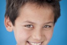 Tenzing Traino / He plays Parker in Liv and Maddie / by