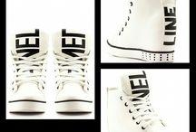Sneakers, shoe