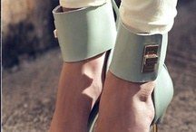Shoes <3 / by Jenn Worotny