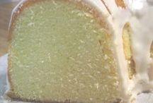 Elvis Pound Cake