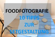 Fotografie Tipps für den Blog / Tipps zum Thema Fotografie. Ausrüstung, Hintergründe, Aufbau.
