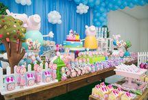 cosas de cumpleaños de pepa pig Maura