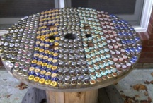 Beer Bottle Cap Art