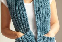 Knitted dresses - Robes en tricot - Kötött ruha