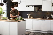 Kjøkken / Inspirasjon til kjøkkenfornying