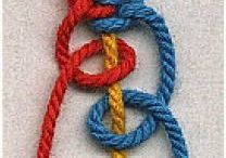 Friendship Bracelets and Knots
