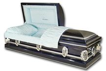 Mid-Priced Steel Caskets / Discount prices on 18 gauge steel caskets available to the public. http://www.thecasketstore.com