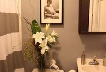 Ideas for my Bathroom Re-Do / by Caroline Ritter