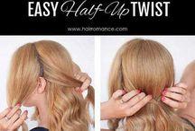 Beauty and hair ideas