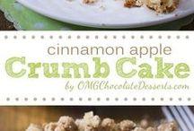 crumbel cake