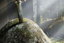Medieval/Mythological/Art