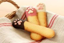 Cookies lidah kucing