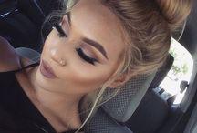 Matriekafskeid Make-up