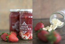 REZEPTE | JETZT GEHT'S ANS EINGEMACHTE / Rezepte für Marmeladen, Früchte, Gemüse und was man sonst noch alles einmachen kann