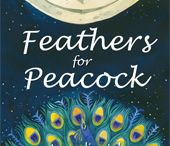 Feathers for Peacock / Feathers for Peacock book and things/crafts about peacocks