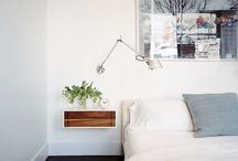 Ideas • Bedside lighting / The light you have in your bedroom is what you turn off as the last thing in the night and what you see as the first thing in the morning. Our best advice is to choose carefully. Browse through plenty of great ideas and find them all at DesignLighting.eu. Enjoy!