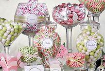 Buffet de sucreries