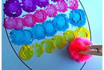 primavera / attività creative per bambini