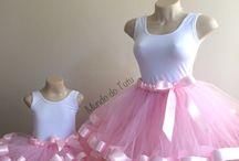 Baletné sukienky