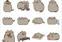 pusheen my lovee
